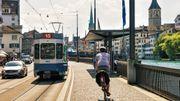 Zurich, championne européenne de la mobilité urbaine