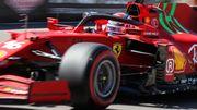 F1 Monaco : Rouge Ferrari et Leclerc l'éclair à Monaco.