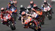 """""""Moto GP"""" : Grand Prix des Amériques"""