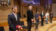 Les concerts des lauréats du Concours Reine Elisabeth 2021