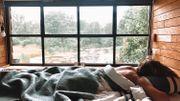 Logements insolites : une chambre de 140 cm de large et The Forest