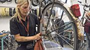 Tout petit ou très grand, les magasins de vélos sont en surchauffe.