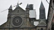 Poursuite de la restauration de la cathédrale de Tournai