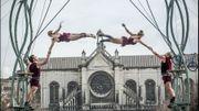 Le festival de cirque HOPLA! a séduit 13.000 curieux à Bruxelles pour sa 13e édition