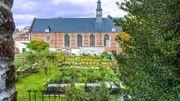 La balade de Carine : Lessines : de nouvelles collections à l'Hôpital Notre-Dame à la Rose