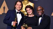 """Oscars 2017: """"Moonlight"""" sacré meilleur film, après l'annonce erronée de """"La La Land"""" vainqueur"""