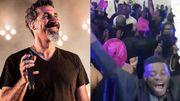 [Zapping 21] Serj Tankian réagit à une vidéo de fans de System of a Down déchaînés pendant un mariage nigérian