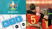 Euro 2021 : les matches des Diables et la finale disponibles en audiodescription