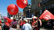 """La """"Pride4Every1"""" vient de commencer à Bruxelles"""
