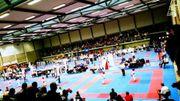 3ème édition de l'Open International de la Province de Liège de Karaté…