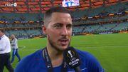 """Eden Hazard se voit déjà en Champions League avec le Real : """"Jouer contre Chelsea et Lille, ce serait génial !"""""""