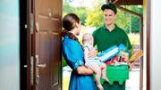 Votre voisin pourra bientôt livrer vos courses à domicile