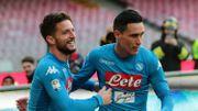 Naples et Mertens sont efficaces face à la Spal et restent devant la Juve