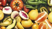 Les fruits et légumes de saison en août