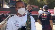 """F1 Espagne : Hamilton au sujet du respect entre lui et Verstappen, """"Certains sont plus intelligents que d'autres..."""""""