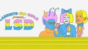 Presque une chanson de Noël pour LSD alias Labrinth, Sia et Diplo + une vraie chanson de Noël de Sia