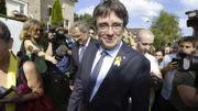 Carles Puigdemont sur la liste européenne de la N-VA? Pas d'obstacle linguistique, mais peut-être judiciaire