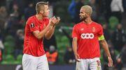 """Carcela se sent """"un peu volé par le destin"""", Vanheusden regrette les occasions manquées à 0-1"""
