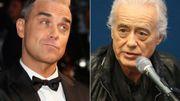 Excuses de Robbie Williams à Page