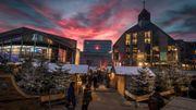 Louvain-la-Neige : un marché de Noël pas comme les autres...