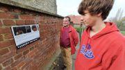 Lysandre, 15 ans et Maurice, 69 ans, ne se connaissaient pas avant de se retrouver sur le même mur.