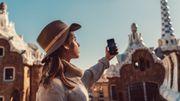 L'influence des réseaux sociaux sur les choix des touristes