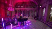 L'Aegidium, un lieu discret pour un concert en toute intimité, avec Ozark Henry