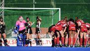 Les Red Panthers, battues 0-3 à Anvers, écartées des demi-finales de Pro League