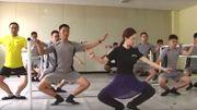 Les militaires sud-coréens se mettent à la danse classique