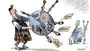 Ceci n'est pas l'Europe - 120 caricatures d'actualité