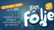 30ème édition de Leuze en Folie !