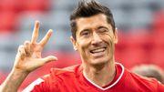 Le Bayern Munich démolit Francfort avec un triplé de Lewandowski, Lukebakio passeur avec le Herta