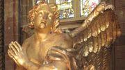 L'autel Saint Martin, à Liège