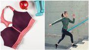 """Le """"no bra"""" et les baskets minimalistes, ou quand libérer son corps augmente les performances"""