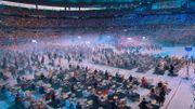 """[Zapping 21] """"Un autre monde"""" de Telephone repris par les 1000 musiciens de Rockin'1000 au Stade de France"""