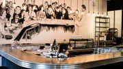 Un bar où s'accouder : convivial à souhait