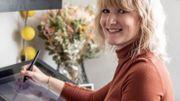 Rencontre avec Mlle Redmist, illustratrice de livres pour enfants