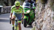 Alberto Contador nouveau leader du WorldTour