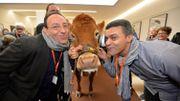 """Caricature: """"Prix de l'humour vache"""" à l'Israélien Kichka et au Marocain Gueddar"""