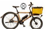 Cycad, un vélo 100% bruxellois et en bambou!