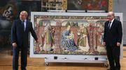L'Espagne récupère une tapisserie du 16ème siècle volée en 1979 dans une cathédrale