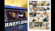 Comics Street: La Traque, tome 1 de la série ''Babylone''
