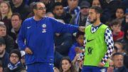 """Sarri : """"Je veux garder Eden, mais uniquement si Eden veut rester à Chelsea"""""""