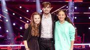 The Voice Kids : Anouk et Sadia sont les finalistes de Matthew Irons