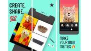 Facebook lance une nouvelle application qui facilite la création de memes