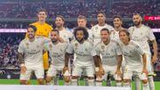 """Le Bayern """"gâche"""" les débuts de Hazard avec le Real, le Belge porte le n°50"""
