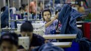 De nombreuses enseignes occidentales passent des commandes en Birmanie, où les salaires sont particulièrement bas.