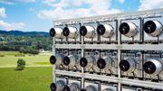 Capturer le CO2 dans l'air et le transformer, le défi fou de Climeworks