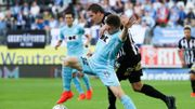 Charleroi et La Gantoise se neutralisent