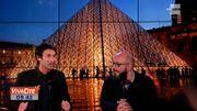 Un parcours guidé au Louvre inspiré du clip de Beyonce et Jay Z... La France va à vau-l'eau !